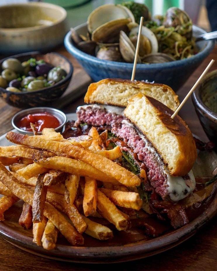 Pinch Kitchen Miami Burger