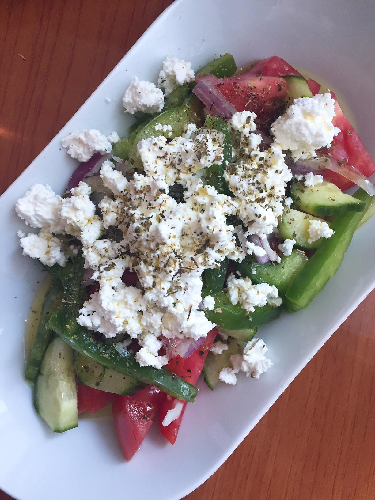 Elia Gourmet Greek Salad