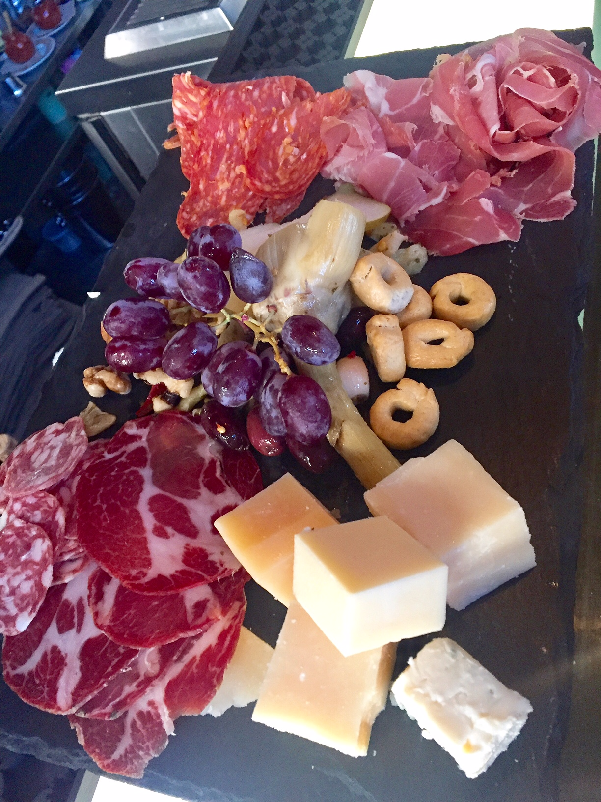 Cibo Wine Bar South Beach Charcuterie