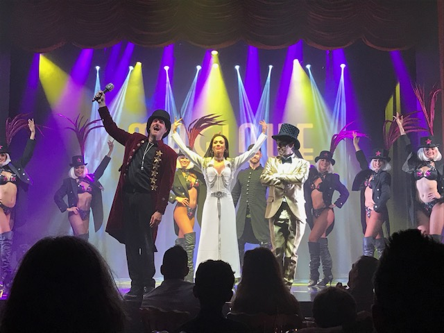 Kevin & Caruso Illusionists Madame Houdini