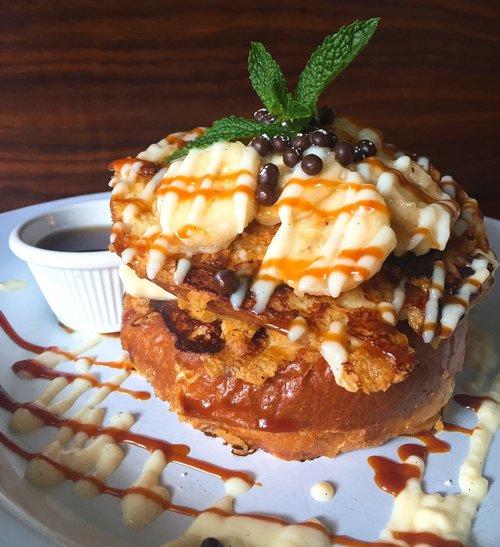 Sweet Liberty Miami Beach French Toast