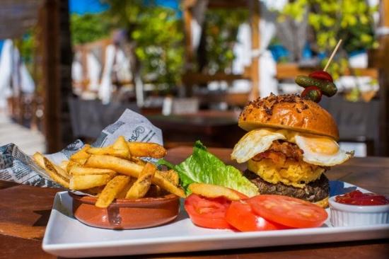 nikki beach burgers
