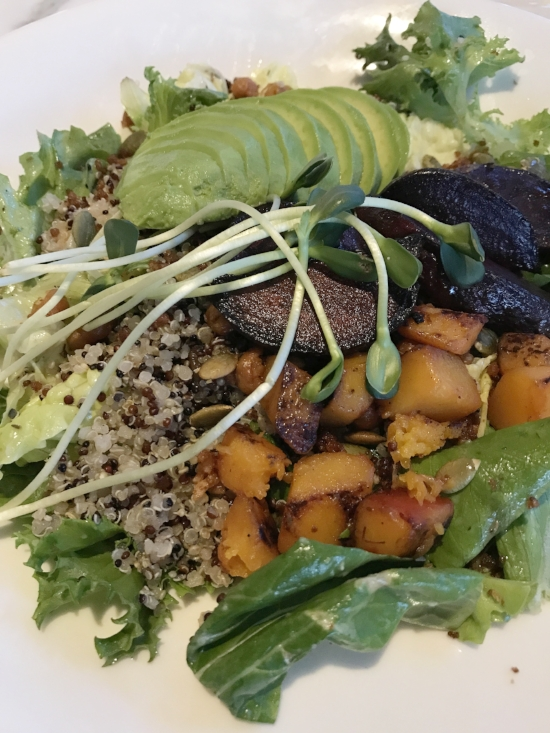 earls dadeland salad