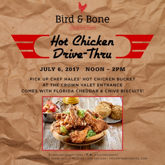 bird and bone national fried chicken day