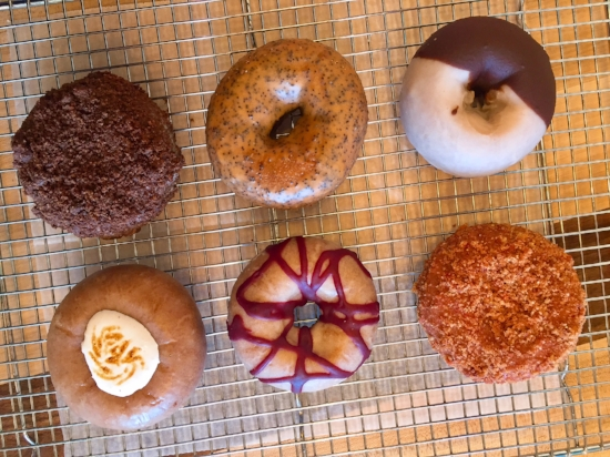 federal donuts fancy donuts