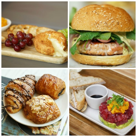 bakehouse lunch options