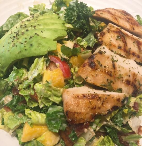 bakehouse chopped salad