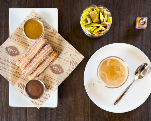 bulla churros miami spice brunch