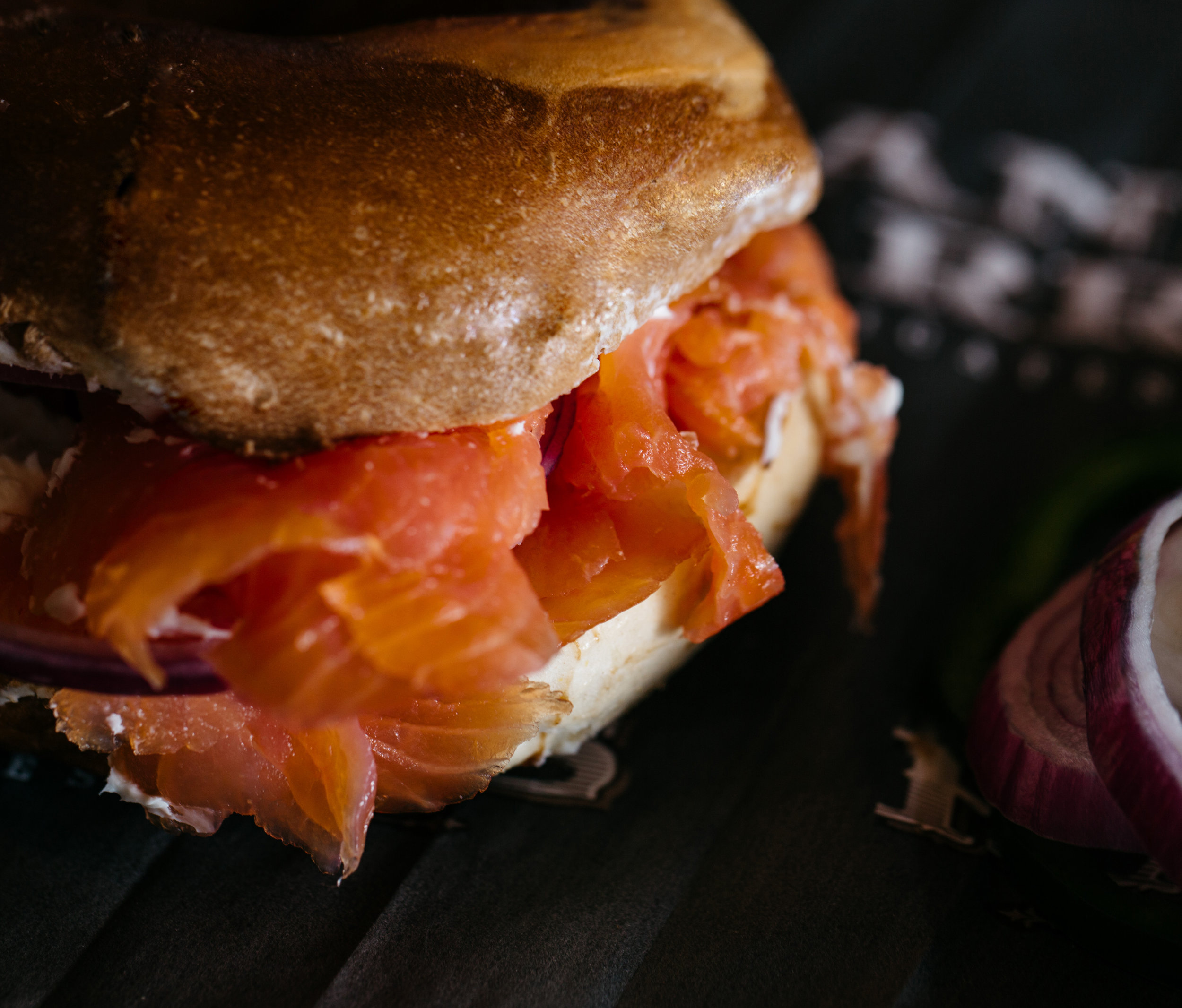 Hank and Harry's Miami Beach Bagel and Lox