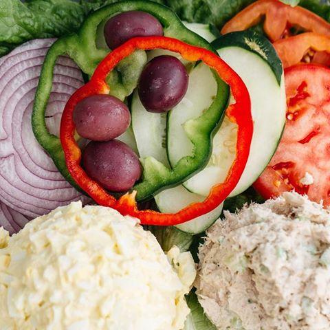 Hank and Harry's Miami Beach Salad Platter