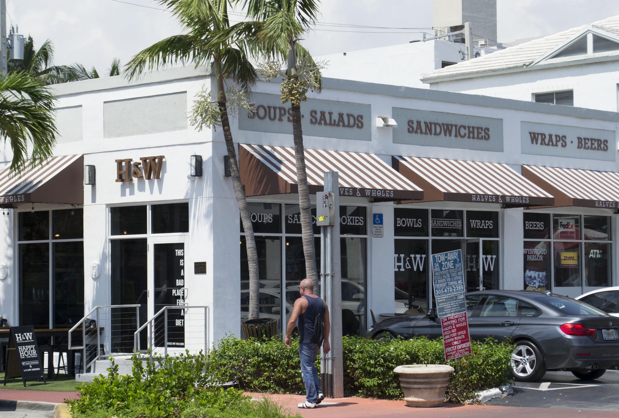 Halves & Wholes Miami Beach