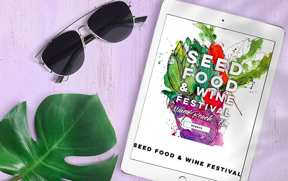 SEED Food + Wine Festival Miami 2017