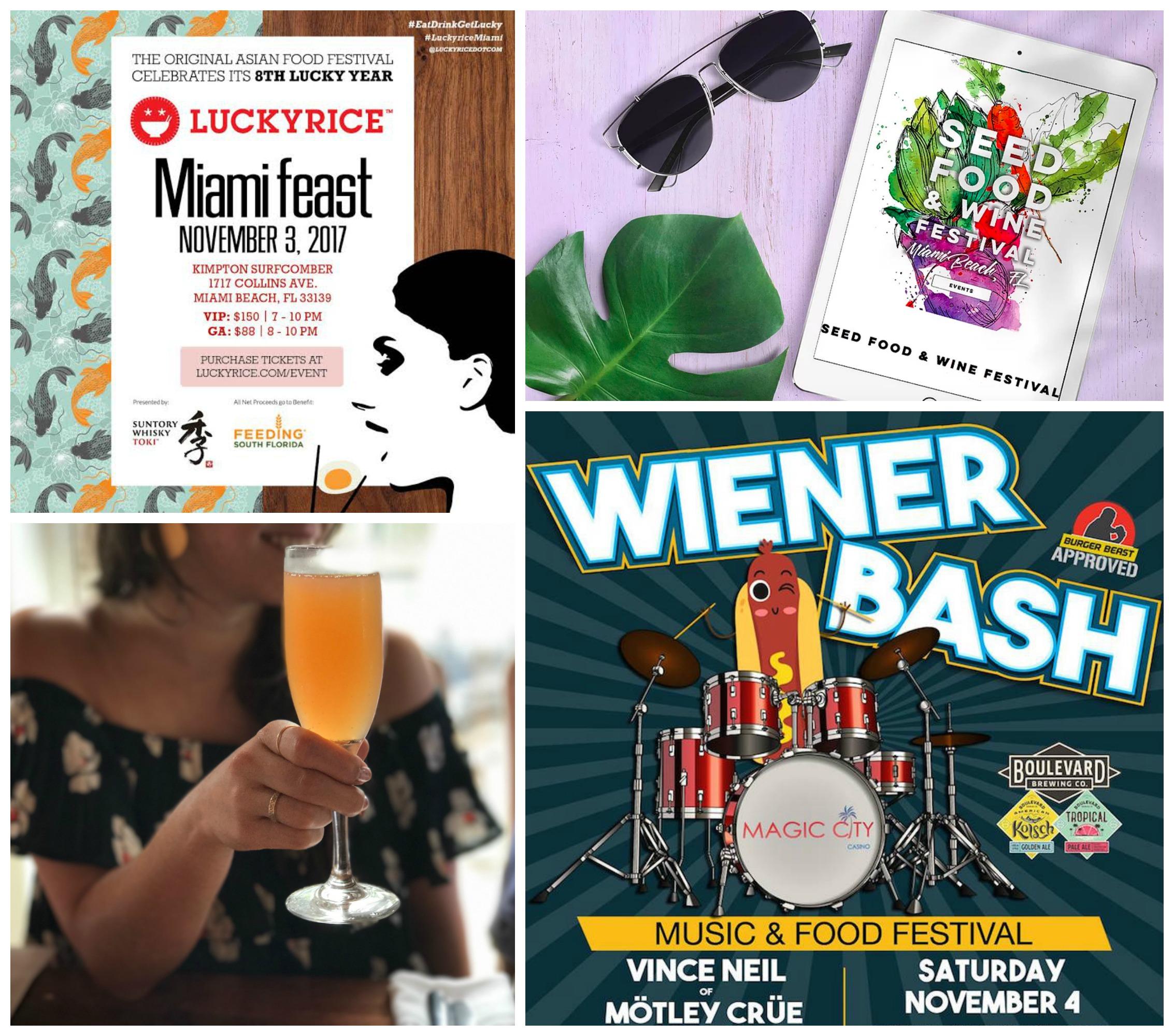 Miabites WeeklyNibble Miami Events