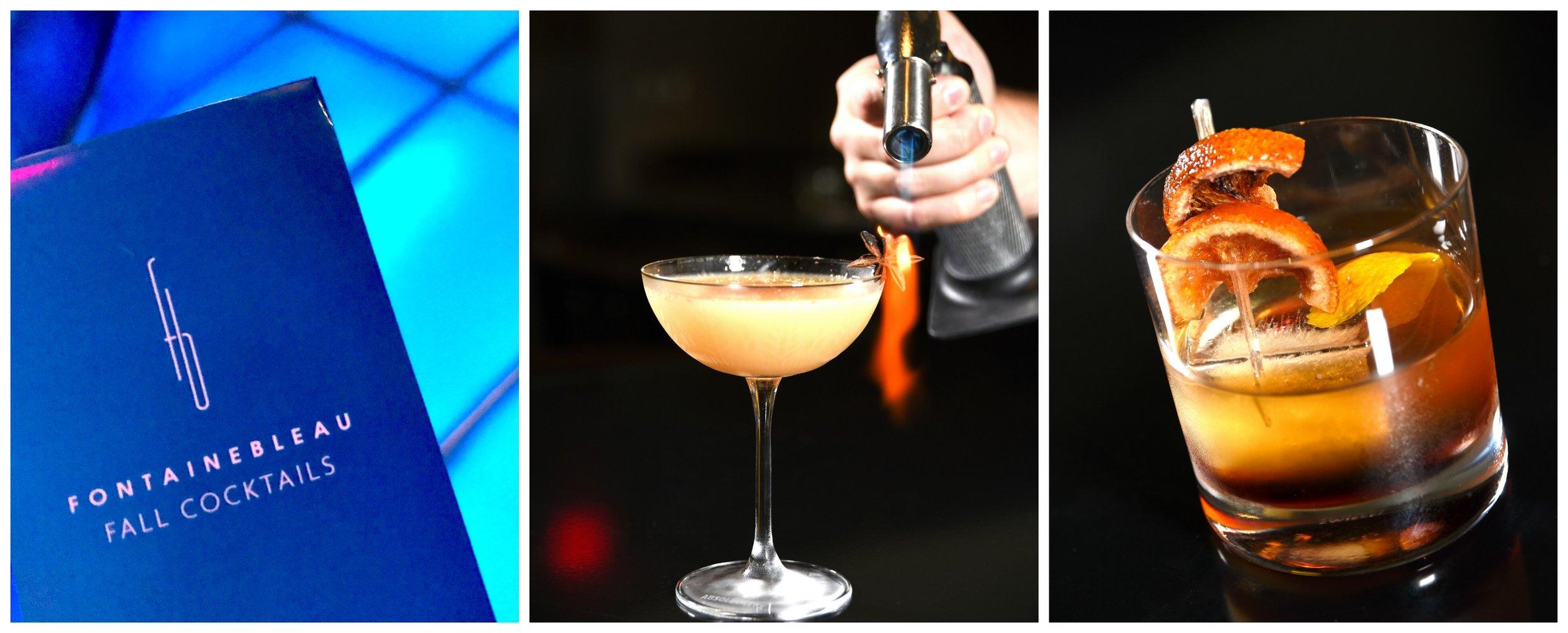Fontainebleau Miami Fall Cocktail