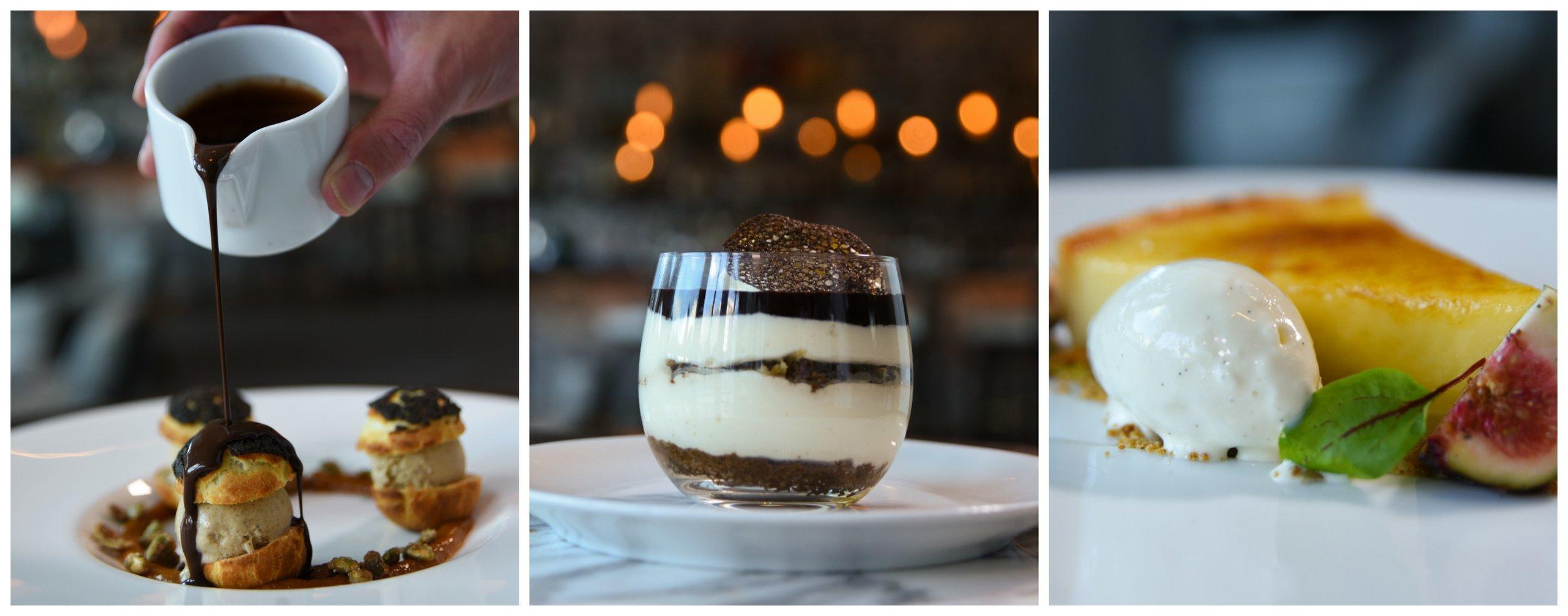 Scarpetta Miami Fall Desserts