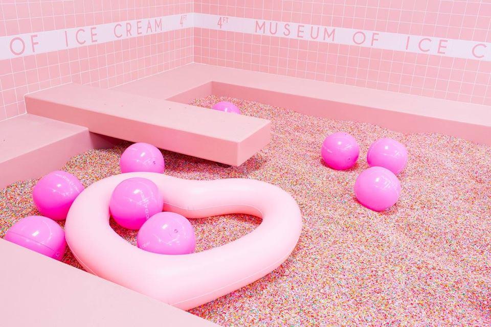 Museum of Ice Cream Miami Faena
