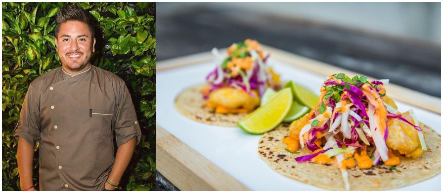 La Santa Taqueria Miami Pop up Chef Omar Montero