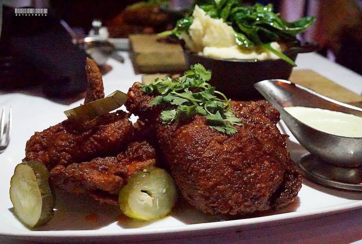 Chef Adrianne Calvo Fried Chicken