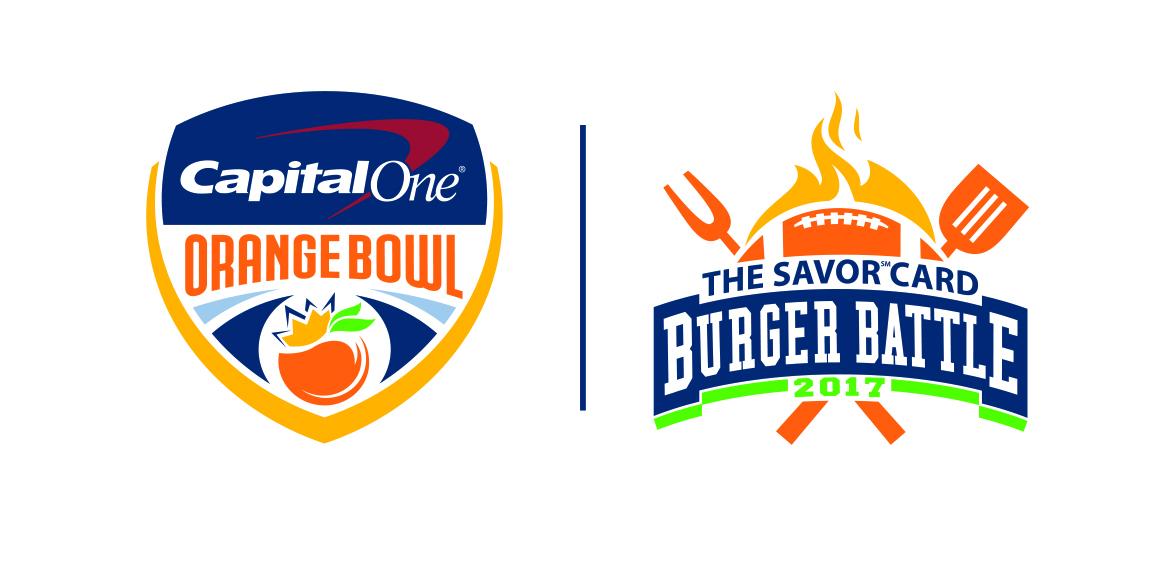Orange Bowl 2017 Burger Battle Fun Fest Miami