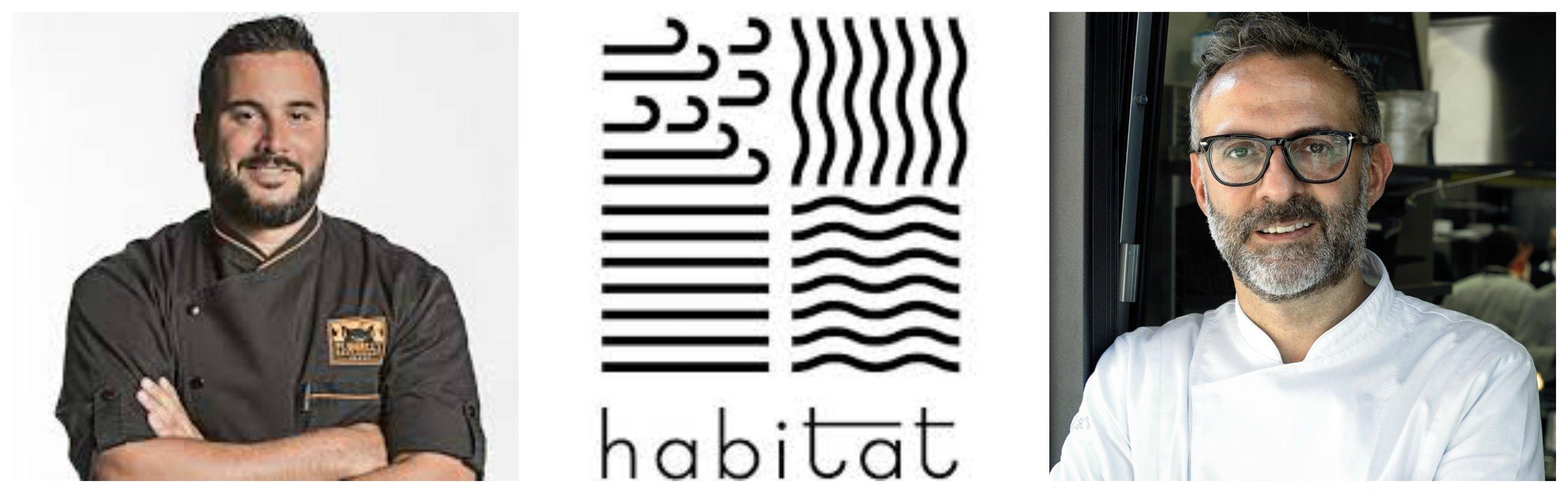 Chef Jose Mendin & Massimo Bottura host dinner at Habitat Miami Beach