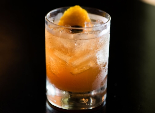 sls baha mar old hollywood cocktail