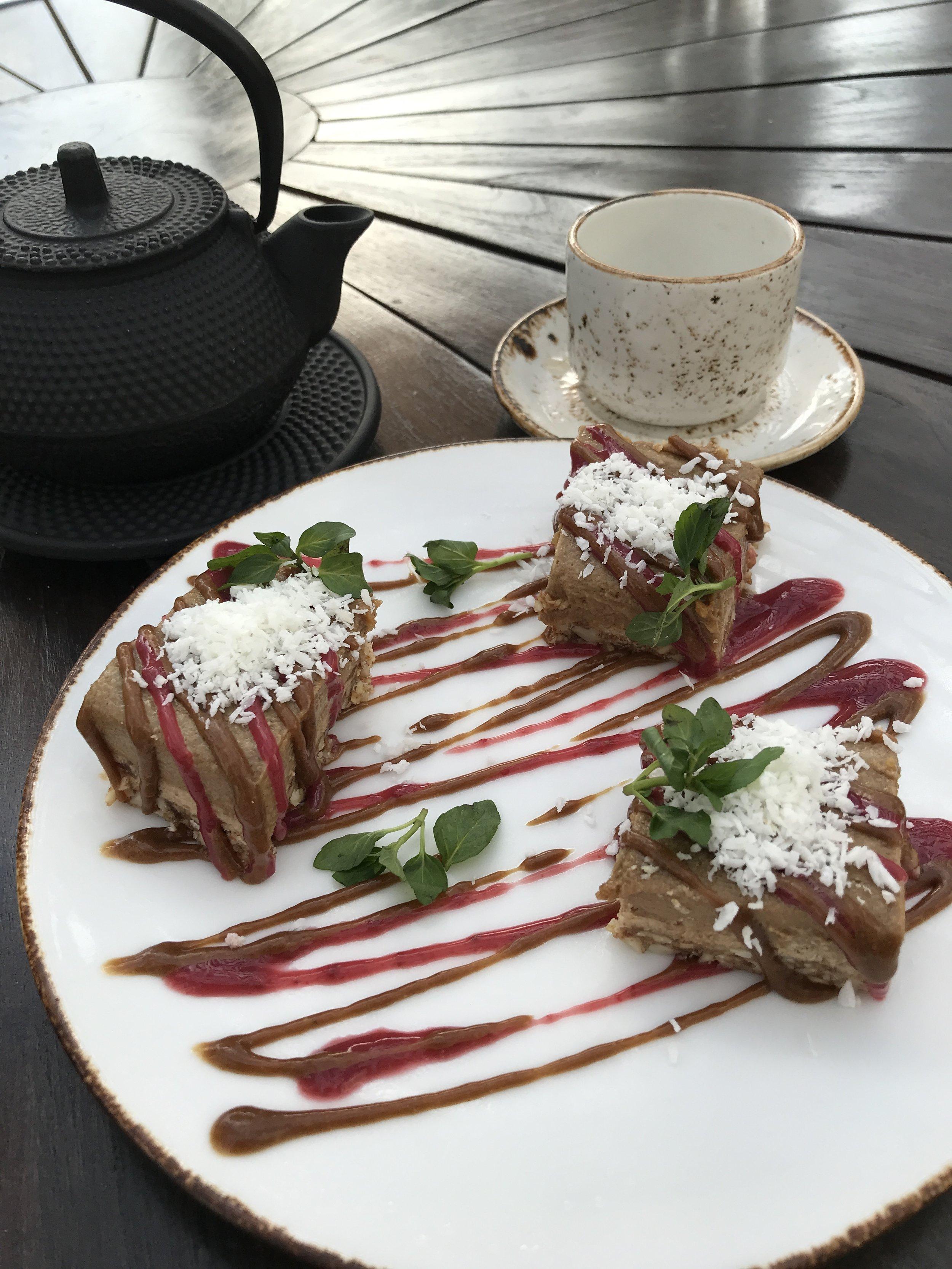 Soul Tavern Miami Beach Fig Squares dessert
