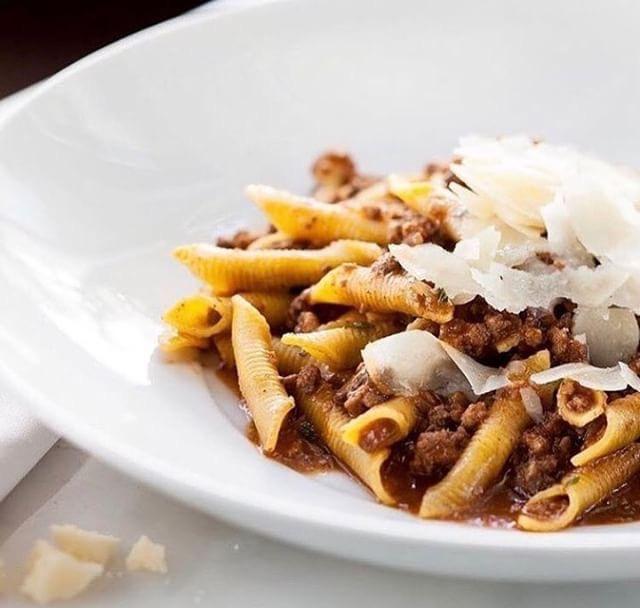 MC Kitchen Garganelli pasta ragu