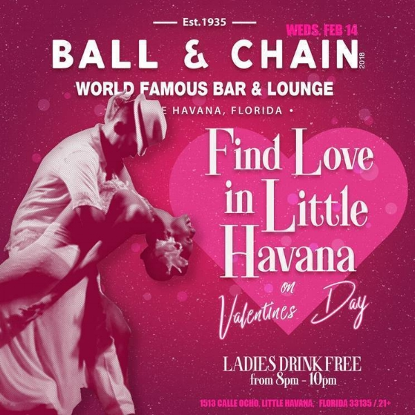 ball and chain valentines day