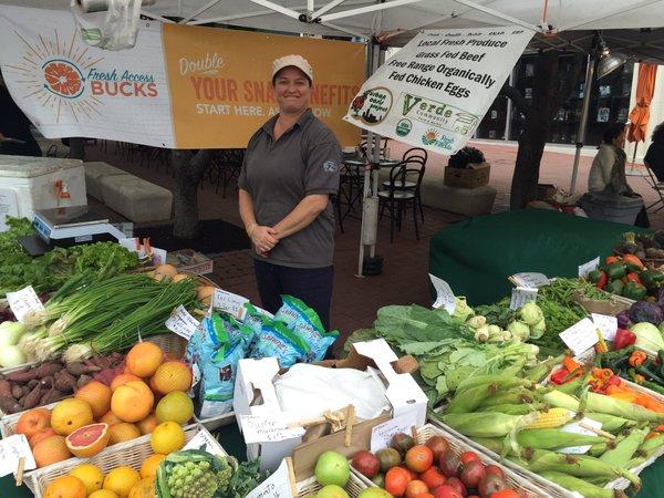 Urban Oasis Project Farmers Markets Miami