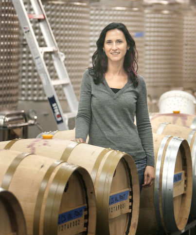 Rebekah Wineberg Quintessa Winery