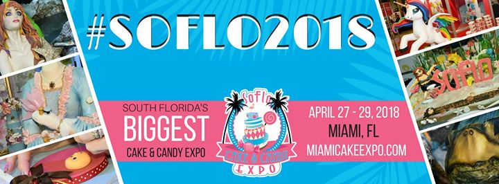 soflo cake and candy expo 2018