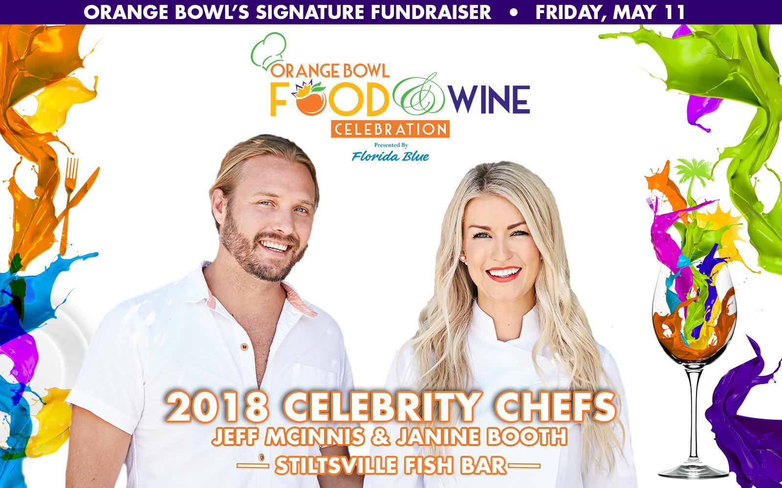 Orange Bowl Food and Wine 2018