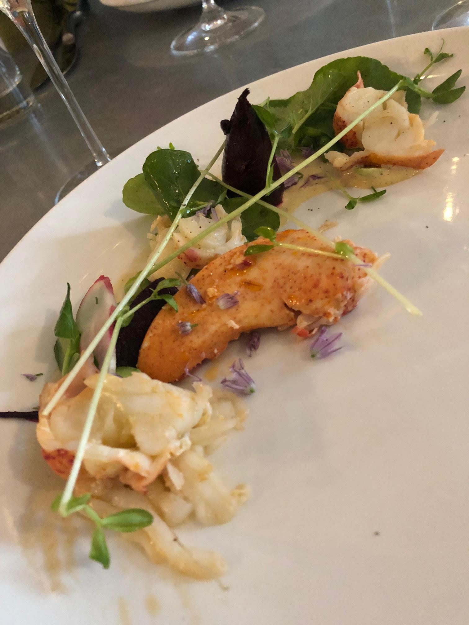 Lobster Salad at Thomas Hill Organics.jpg