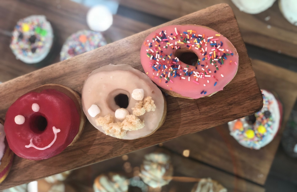 happy place donuts