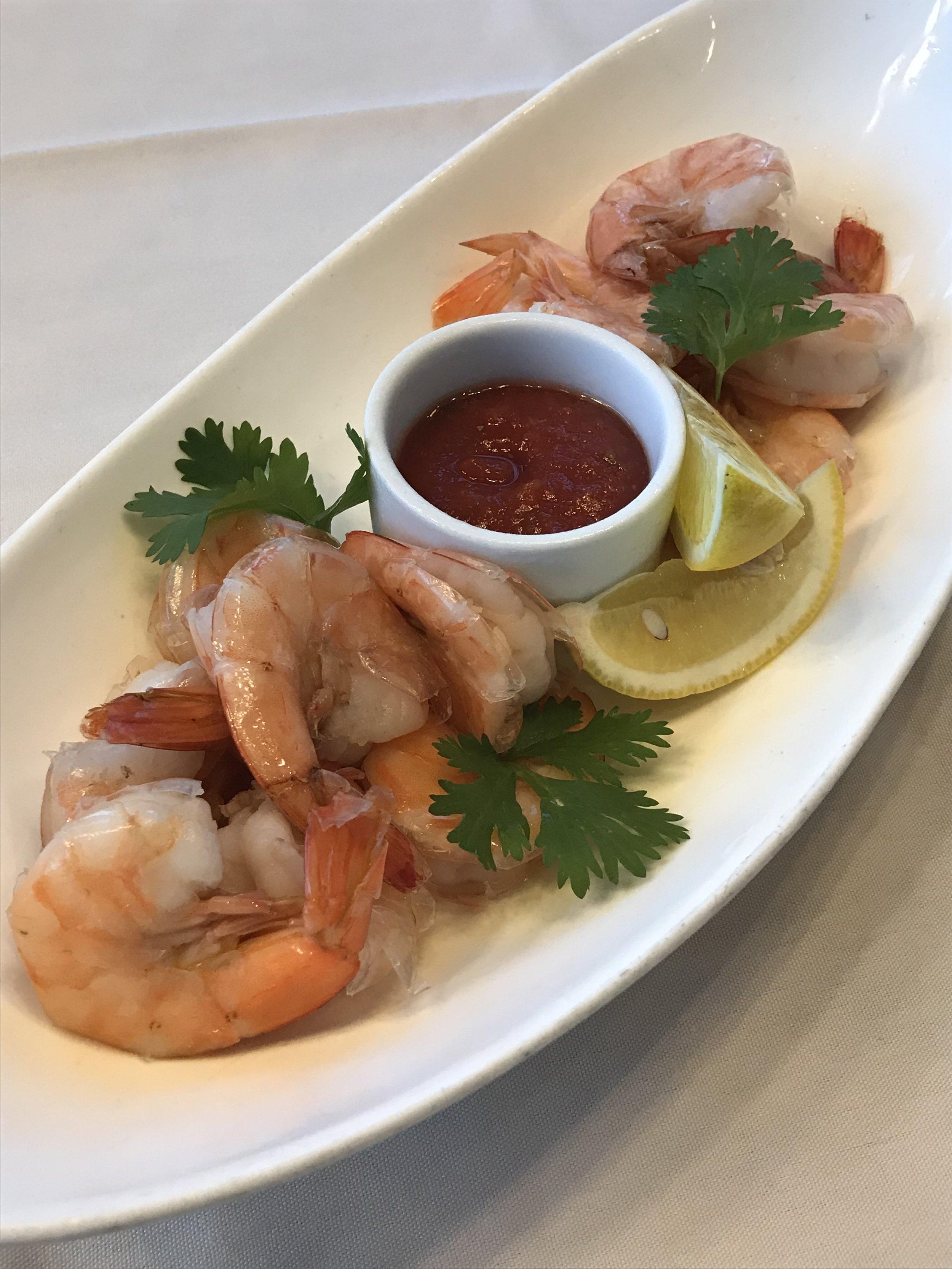 Sea Level Peel and Eat Shrimp