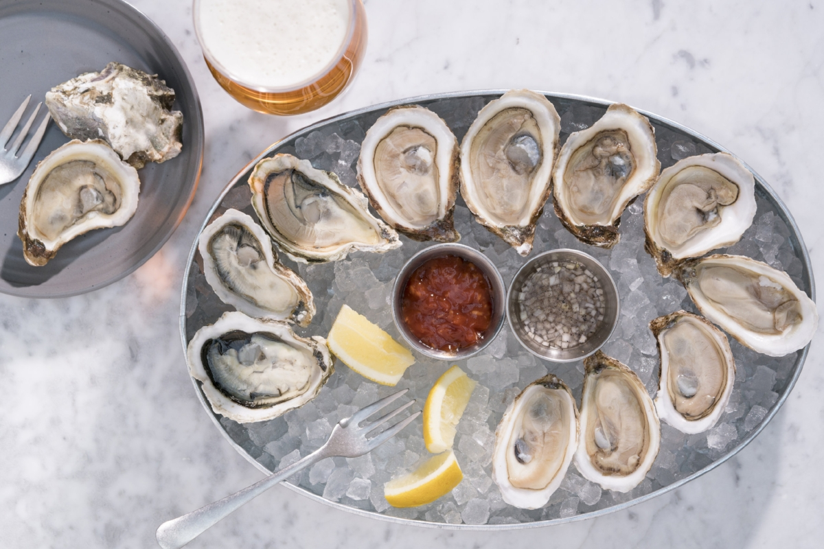 Coast to Coast oysters - Deep Blue Debut - Minnow Bar.jpg