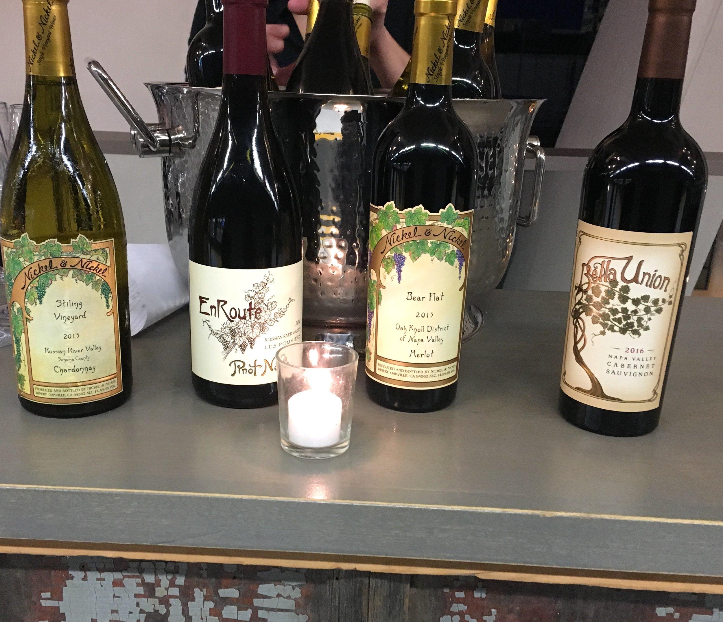 Far Niente Napa Valley Wines