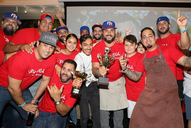 Chef Mendin Cochon555 Team Miami