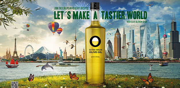 olive oil world tour