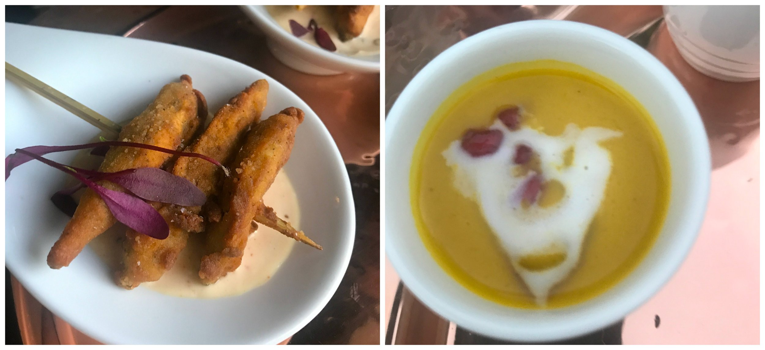 The Confidante Okra and Squash Soup