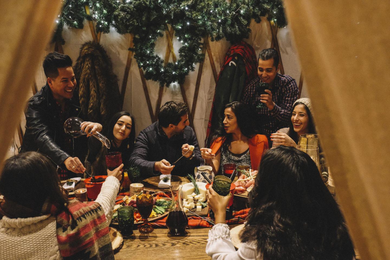La Centrale Holiday Yurt MIAbites