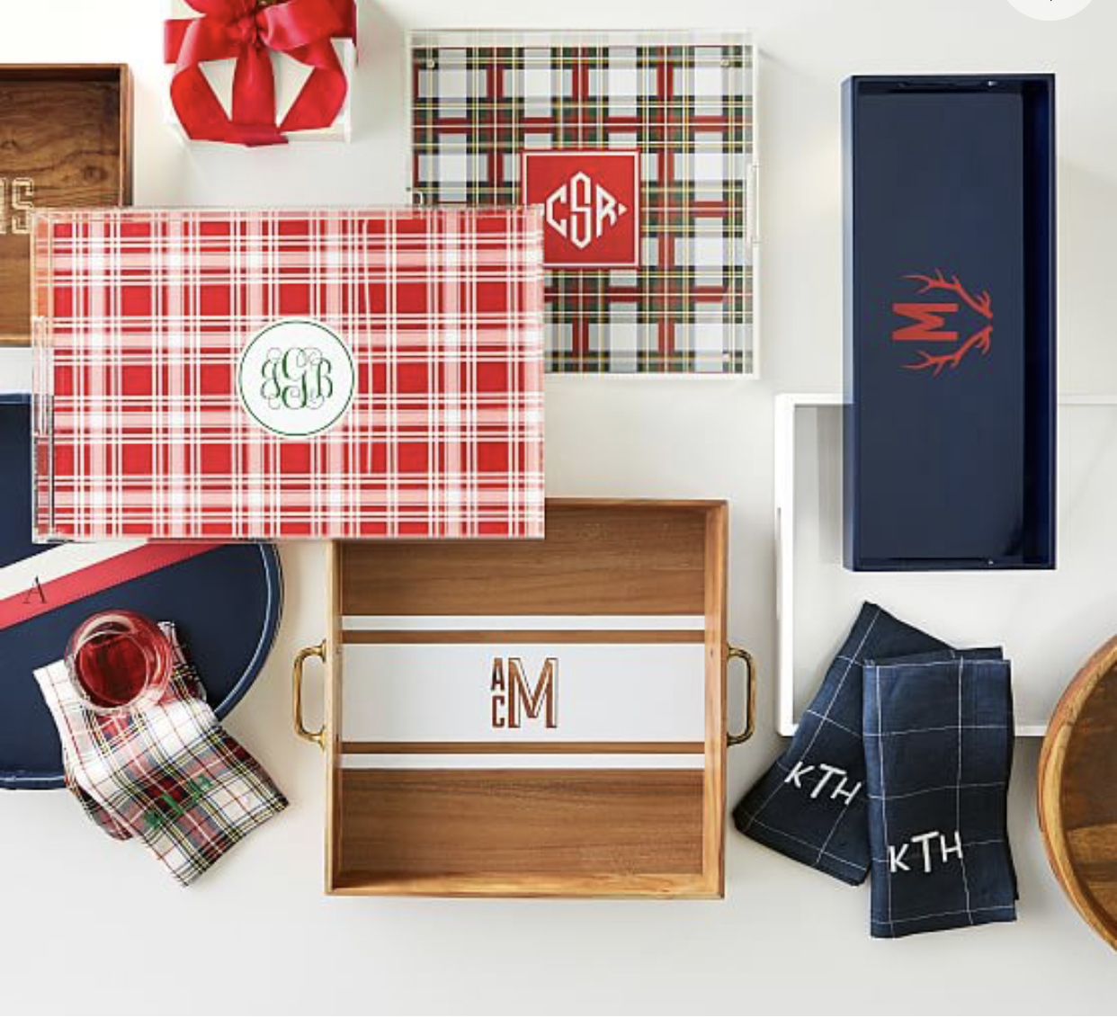 Mark and Graham Monogrammed gifts MIAbites