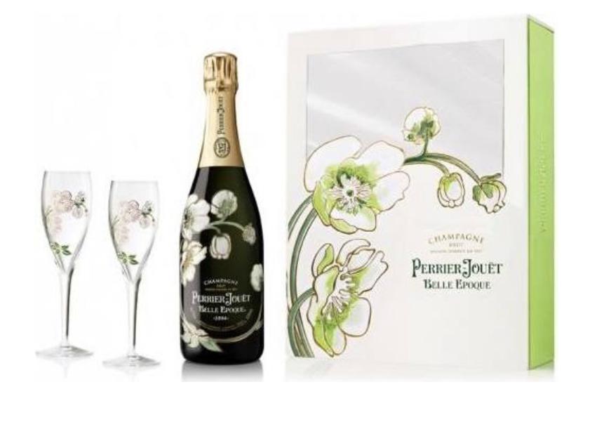 Perrier Jouet Champagne Gift Set MIAbites