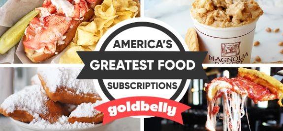 Goldbelly Gift Subscriptions 2018 MIAbites