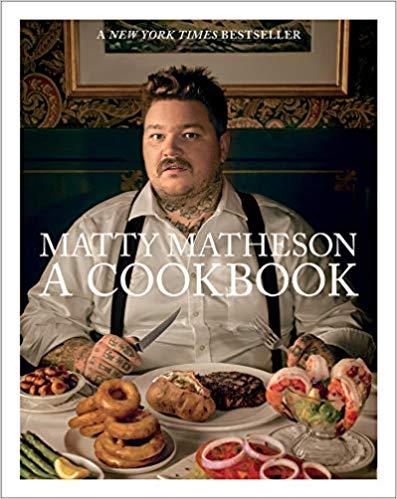 Matty Matheson Cookbook MIAbites