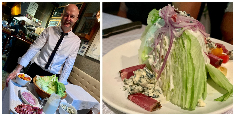 Josh's Deli Wedge Salad
