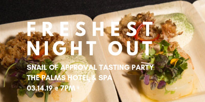 Slow Food Miami Snail of Approval Party 2019