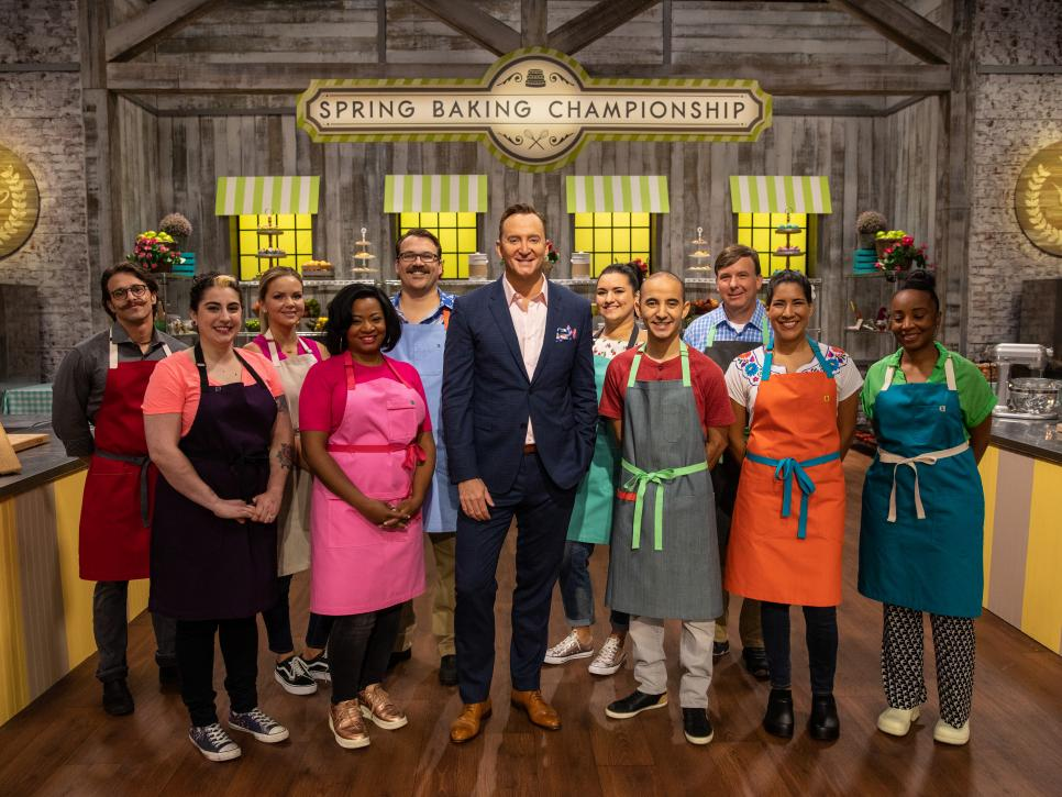 food network spring baking championship