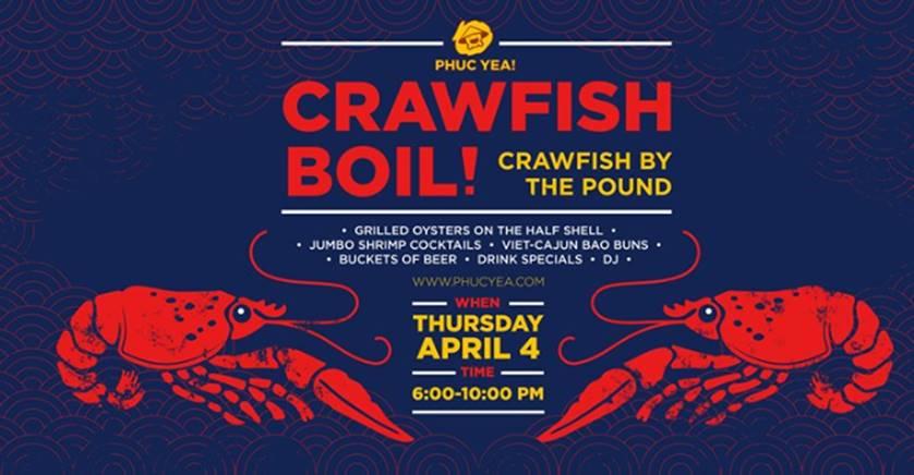 phuc yea crawfish boil