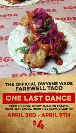 one last dance dwayne wade
